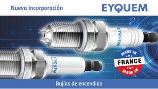 Grovisa incorpora los productos de Eyquem a su gama de encendido