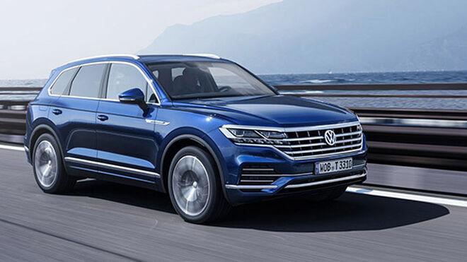 Apollo Vredestein proporcionará los neumáticos originales del Volkswagen Touareg