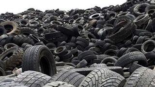 Castilla-La Mancha retira los neumáticos de tres depósitos ilegales