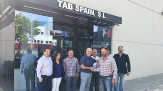TAB Spain amplía su cobertura con cuatro nuevos centros logísticos