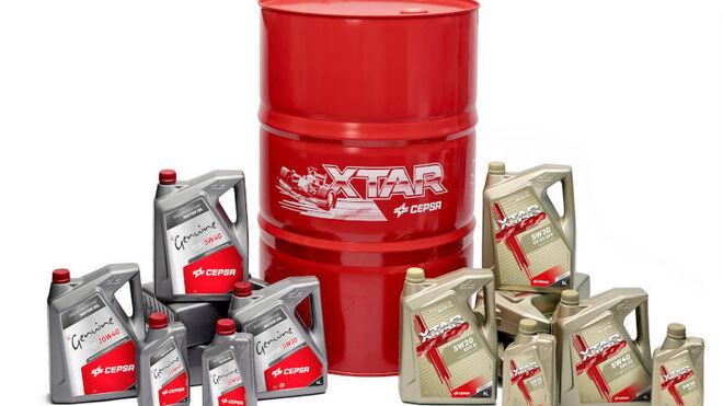 Cepsa renueva los envases de sus lubricantes