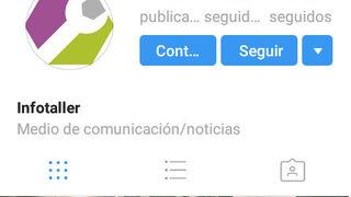 Ya puedes seguir a Infotaller en Instagram