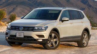 VW llama a revisión por problemas en la fijación de los amortiguadores