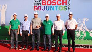 La fábrica de Bosch en Aranjuez cumple 50 años