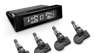 GoSure TS60i, el nuevo sistema de control de presión de neumáticos de Philips