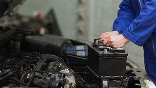 ¿Qué tipo de baterías son las más comunes en un taller?