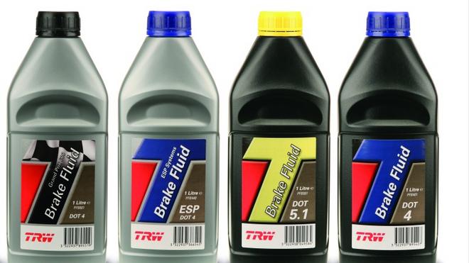 ZF recomienda cambiar el líquido de frenos regularmente