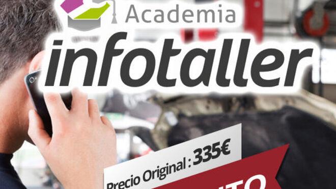 Servicio de Asistencia Técnica Premium para talleres de Academia Infotaller