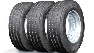 Uniroyal amplía su gama TH 40 con neumáticos para remolques de plataforma baja