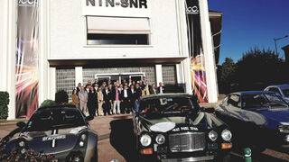 Nexus Auto presenta su negocio de piezas para coches clásicos con un tour por Francia