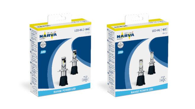 Lumileds presenta la gama Narva de lámparas delanteras LED retrofit de alta potencia