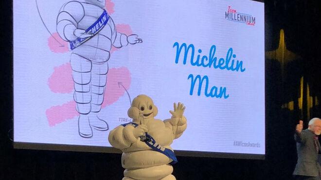 """El Bibendum de Michelin, """"Icono del Milenio"""""""