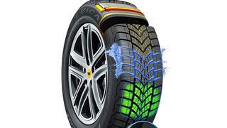 Frigo SUV2, el nuevo neumático de invierno para SUV de Dębica