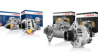 Nueva campaña de fidelización de Bosch, centrada en motores de arranque y alternadores