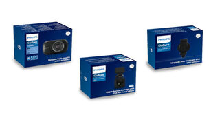 Así es la cámara modular para salpicadero Philips GoSure ADR820