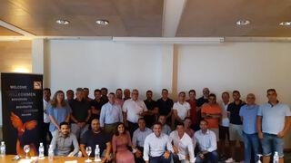 BASF Coatings Services reúne a sus principales clientes en una jornada de trabajo