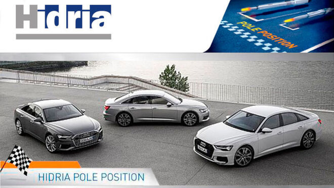Hidria incorpora su tecnología al nuevo motor híbrido diésel de Audi