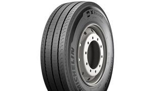 Michelin presenta los X Coach Z para autocar