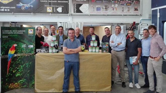 Gosan presenta la tecnología de imprimación aparejo ultravioleta Glasurit 151-170