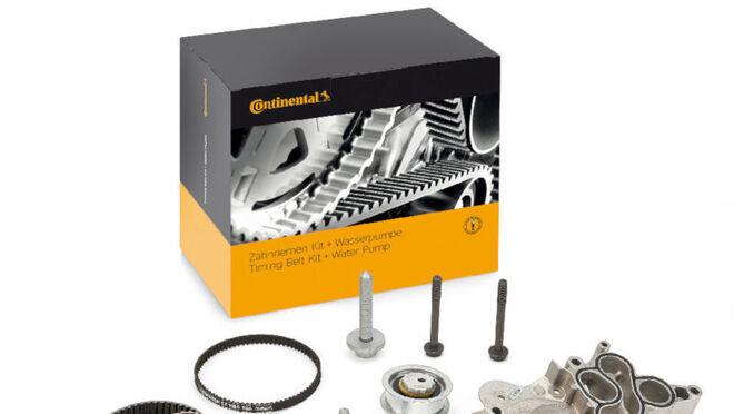 Continental desarrolla nuevos productos para regular la temperatura del motor