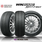 El Winguard Sport 2 de Nexen Tire, galardonado en los Good Design Awards 2018