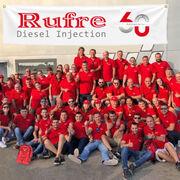 Rufre Diesel Injection celebra su 60 Aniversario