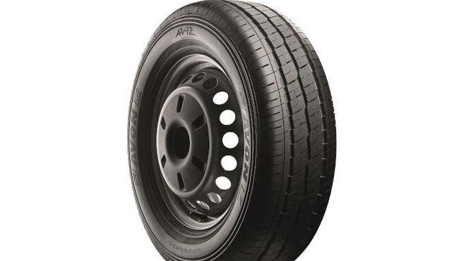 AV12, el nuevo neumático para furgonetas de Avon