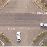 Los coches conectados de Ford no necesitarán semáforos