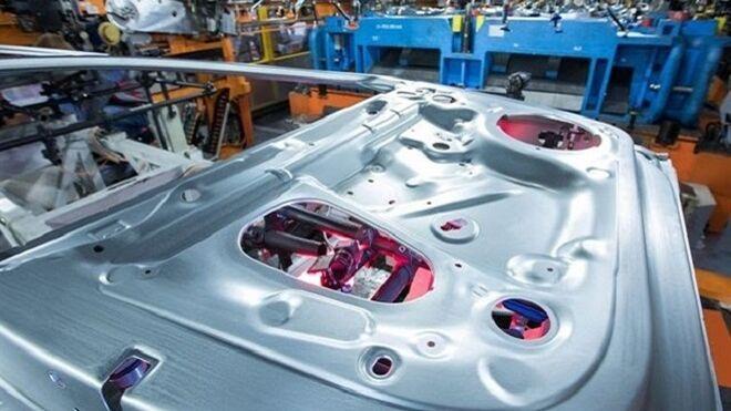 Audi localiza grietas en la chapa del coche gracias a la inteligencia artificial