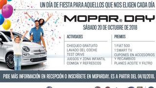 Mopar celebrará el Mopar Day el próximo 20 de octubre