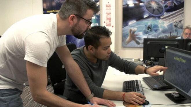 Goodyear proporciona a sus asociados las herramientas de productividad de Microsoft 365