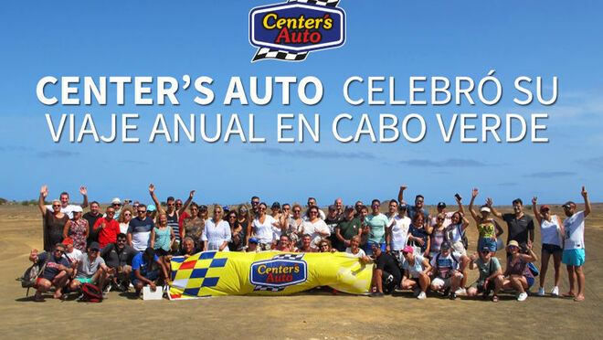 Center's Auto celebra su viaje anual en Cabo Verde