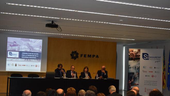 Fempa presenta el Plan de Acción para la Promoción de la Seguridad Industrial