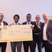 Valeo entrega su premio Innovation Challenge 2018
