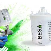 BESA presenta el sistema de aplicación de pintura FPP
