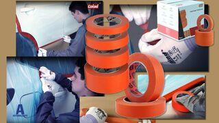 Orange: el enmascarado profesional más exigente by Colad