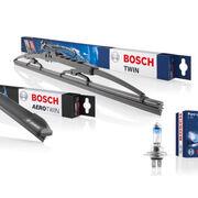 """Bosch potencia las ventas de limpiaparabrisas y lámparas con """"Ver y ser visto"""""""