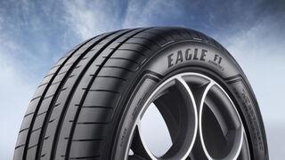 Goodyear equipa el DS7 Crossback con los nuevos Eagle F1 Asymmetric 3 SUV