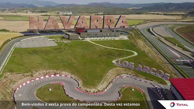 Desafío Karts by Total en Navarra: trompos, pinchazos... y mucha emoción