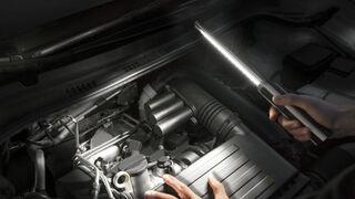 LEDinspect Pro Slimline 500, la nueva lámpara de Osram para inspección de vehículos