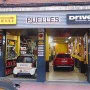 Neumáticos Puelles estrena imagen corporativa de la red Driver