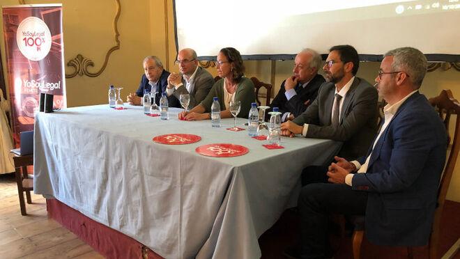 La plataforma YoSoyLegal se presenta en La Palma