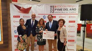Repuestos Doral, premio Pyme del Año de Santa Cruz de Tenerife