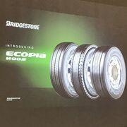 Ecopia H002, la nueva gama de Bridgestone para flotas de largo recorrido