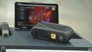 Ratio Scan 12/6, el nuevo espectrofotómetro de Glasurit