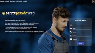 La nueva página web de Serca Gestión ya está disponible