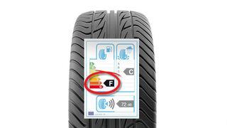 30 meses de moratoria para los neumáticos menos eficientes