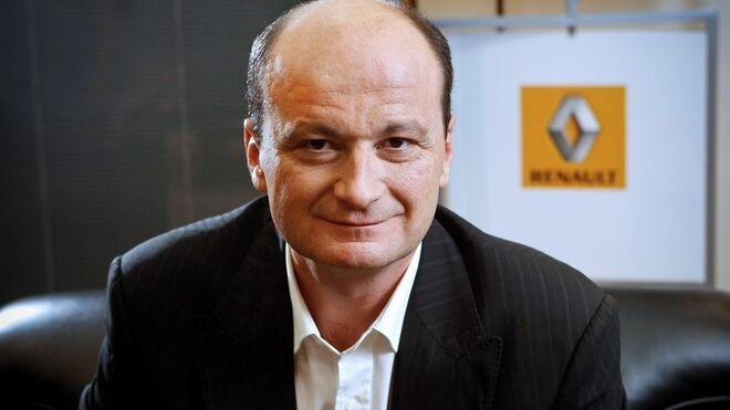 Olivier Murguet, nuevo director de Comercio y Regiones del Grupo Renault