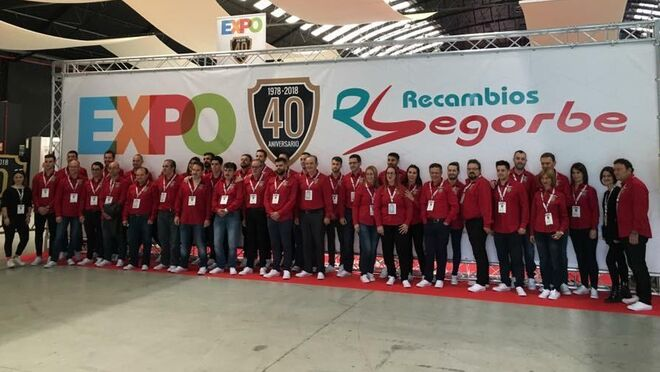 La Expo de Recambios Segorbe pone el broche a sus primeros 40 años