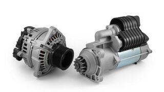 Eurorepar renueva su gama de alternadores y motores de arranque